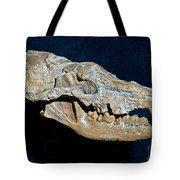 Small Hyena Dog Tote Bag