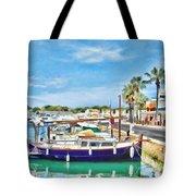 Small Marina Tote Bag