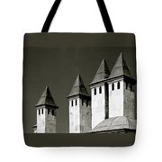 The Small Minarets Tote Bag