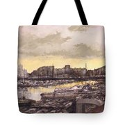 Small-port Santander Tote Bag