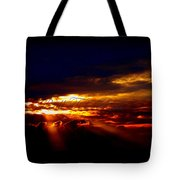 Small Roll Tide In The Distance Tote Bag