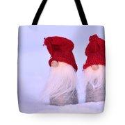 Small Santa Claus Tote Bag