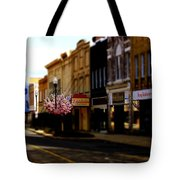 Small Town 2 Tote Bag