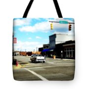Small Town 3 Tote Bag