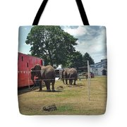Small Town Fair Tote Bag