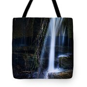 Small Waterfall Tote Bag