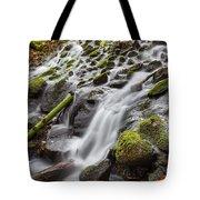 Small Waterfalls In Marlay Park Tote Bag