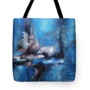 Small Window Of Time Tote Bag