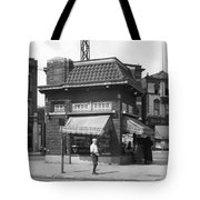 Smallest Store In The World Tote Bag