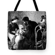 Smallpox Vaccination, 1883 Tote Bag