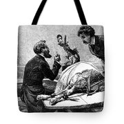 Smallpox Vaccine, 1883 Tote Bag