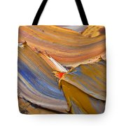 Smeared Paint Tote Bag by Louise Heusinkveld