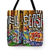 Smell Cash Tote Bag