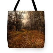 Smell Of Country  Tote Bag