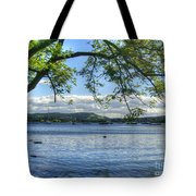 Beautiful Knaresborough - England Tote Bag