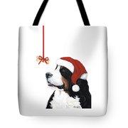 Smile Its Christmas Phone Tote Bag