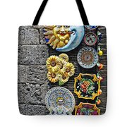 Smile Of The Sun Kiss Of The Moon Tote Bag