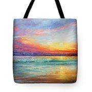 Smile Of The Sunrise Tote Bag