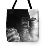 Smiles In Blues  Tote Bag