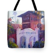 Smiley Library People Tote Bag
