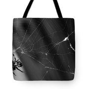Smiley Spidey Tote Bag