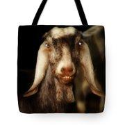 Smiling Egyptian Goat II Tote Bag