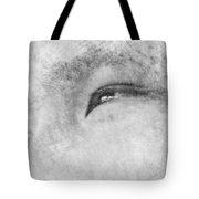 Smiling Eyes Tote Bag