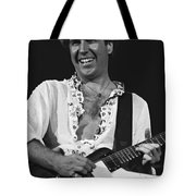 Smiling Sammy In Oakland 12-31-77 Tote Bag