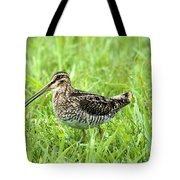 Smiling Snipe Tote Bag