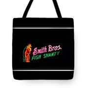 Smith Bros. Fish Shanty Tote Bag