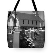 Smith Island Church Tote Bag