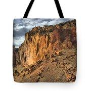 Smith Rainbow Rocks Tote Bag