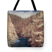 Smith River Forest Canyon Tote Bag