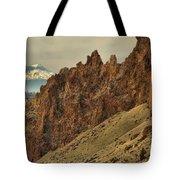 Smith Rock And Cascades Tote Bag