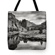 Smith Rock State Park 2 Tote Bag