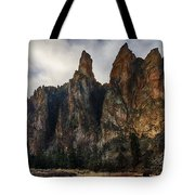Smith Rock State Park 3 Tote Bag
