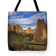 Smith Rock State Park - Oregon Tote Bag