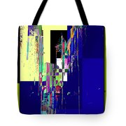 Smith Tower Tote Bag by Tim Allen