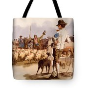 Smithfield Drover, From The Costumes Tote Bag