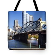 Smithfield Street Bridge Tote Bag