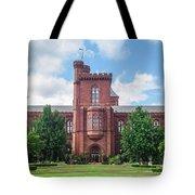 Smithsonian Castle Tote Bag