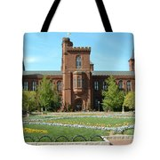 Smithsonian Institute Tote Bag