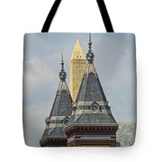 Smithsonian Towers Tote Bag
