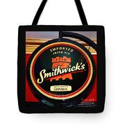 Smithwick Sign Tote Bag