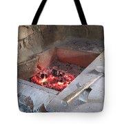 Smithy Hearth Tote Bag