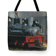 Smoke And Fog Tote Bag