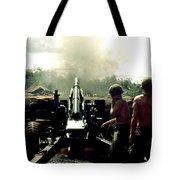 Smoke And Noise Tote Bag