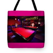 Smoke And Pool Tote Bag