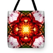 Smoke Art 104 Tote Bag