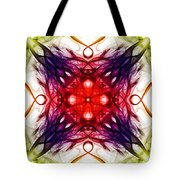 Smoke Art 91 Tote Bag